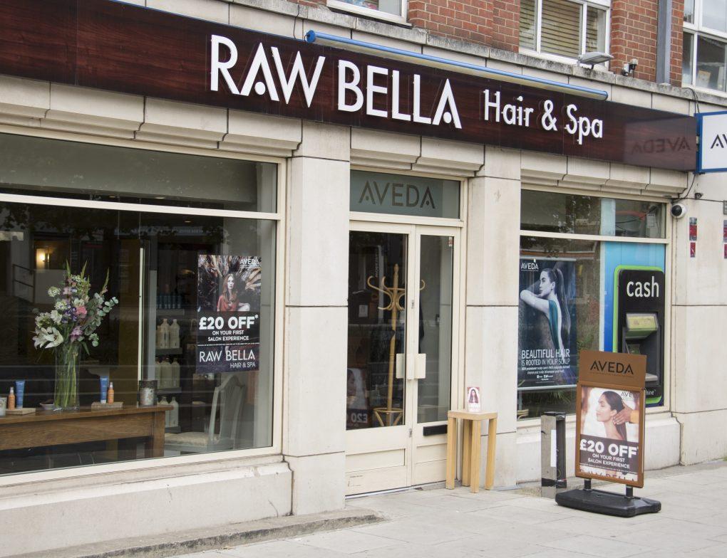 raw bella streatham Salon