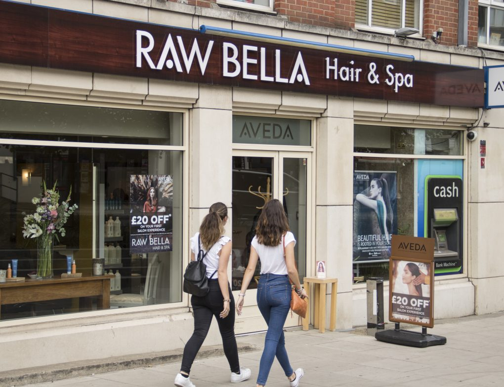 raw bella streatham Come and Visit Us