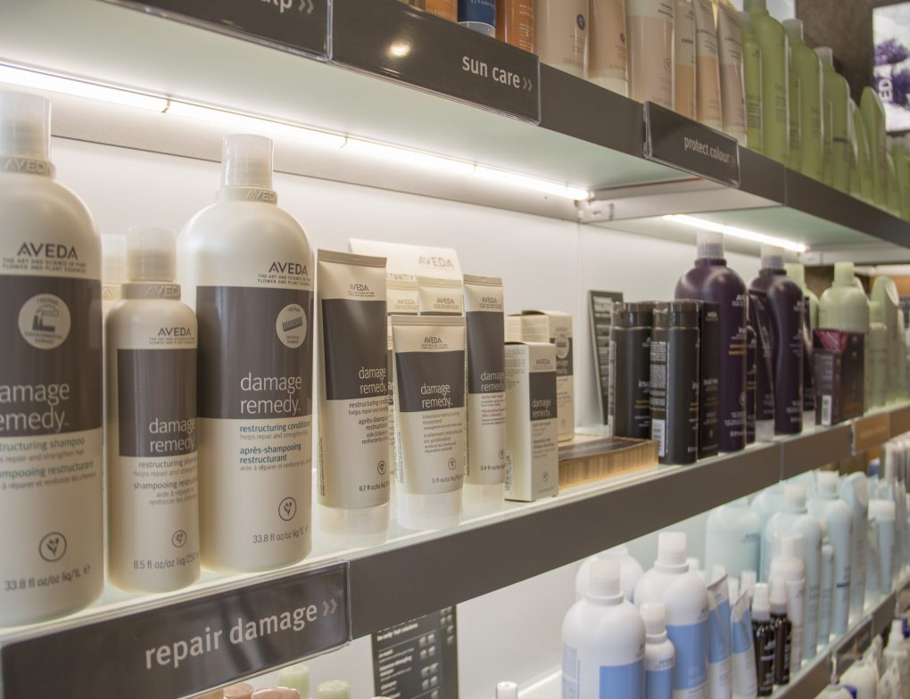 hairdressers streatham Aveda Products