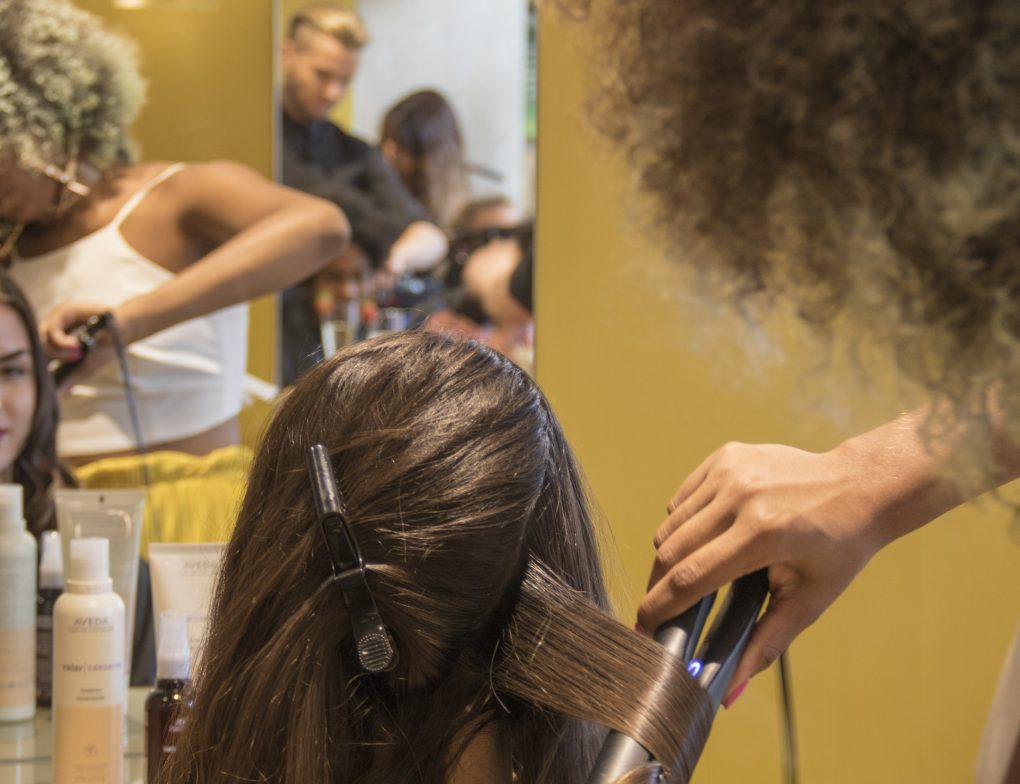 streatham hairdresser curl