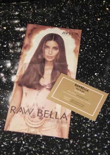 raw bella streatham leaflets